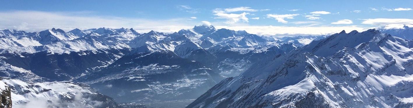 Alpeneinweisung Schweiz Gebirgseinweisung